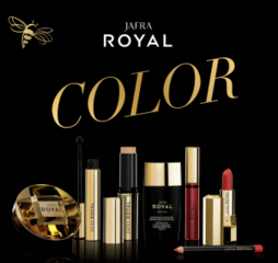 Jafra Royal Color  Make-up