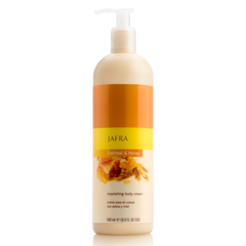 Jafra Body Oatmeal & Honey Nourishing Cream
