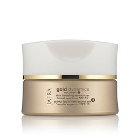 Jafra Gold Skin Boosting Moisturizer BS SPF 15
