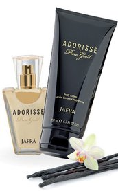 Jafra Adorisse Pure Gold Set
