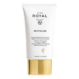 Jafra Royal Jelly Revitalize Solar Protection Fluid SPF 50