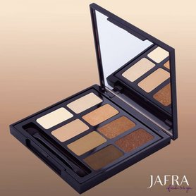 Jafra Iconic Nudes Eyeshadow Palette