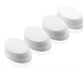 Jafra Microdermabrasion Sponges 4 stuks