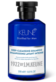 1922 by J.M.Keune Deep Cleansing Shampoo