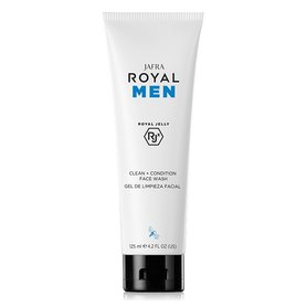 Jafra Royal Men  Clean + condition Face Wash