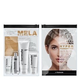 pHformula M.E.L.A. resurfacing kit