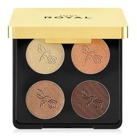 JAFRA Eyeshadow Quad Golden Muse ROYAL