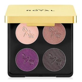 JAFRA Eyeshadow Quad Purple Reign ROYAL