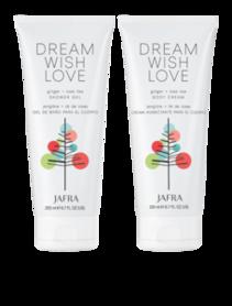 Jafra Dream Wish Love  Set