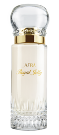 Jafra Royal Jelly Milk Balm Glass Bottle