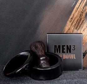 Men³ Handgemaakte Scheerbowl