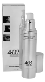4VOO moisturizing self-tanner 50 ml