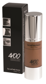 4VOO Face And Body Bronzer - 30 ml