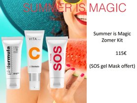 pHformula Summer is Magic - kit