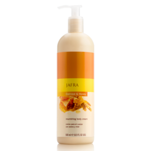 Jafra Oatmeal & Honey Nourishing Body Cream