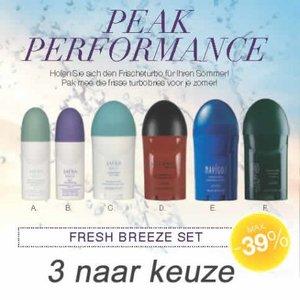 Jafra Fresh Breeze Deo Set