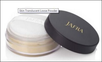 Jafra Powder Skin Perfecting Translucent Loose