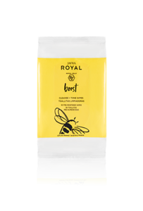 Jafra Royal Boost Cleanse + Tone Wipes