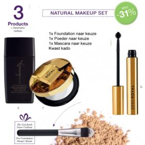 Jafra Natural Make-Up set